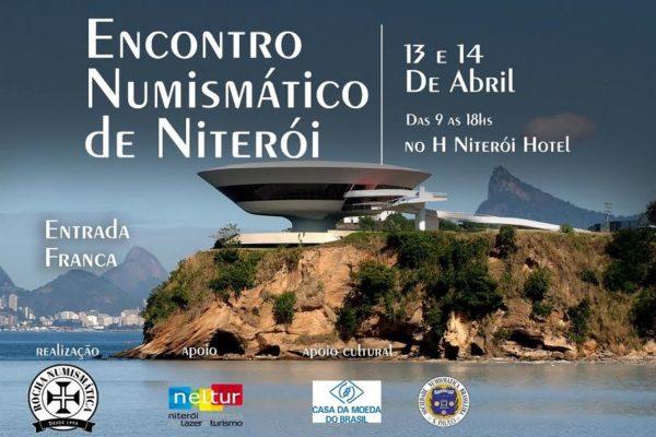 Niterói sediará evento numismático